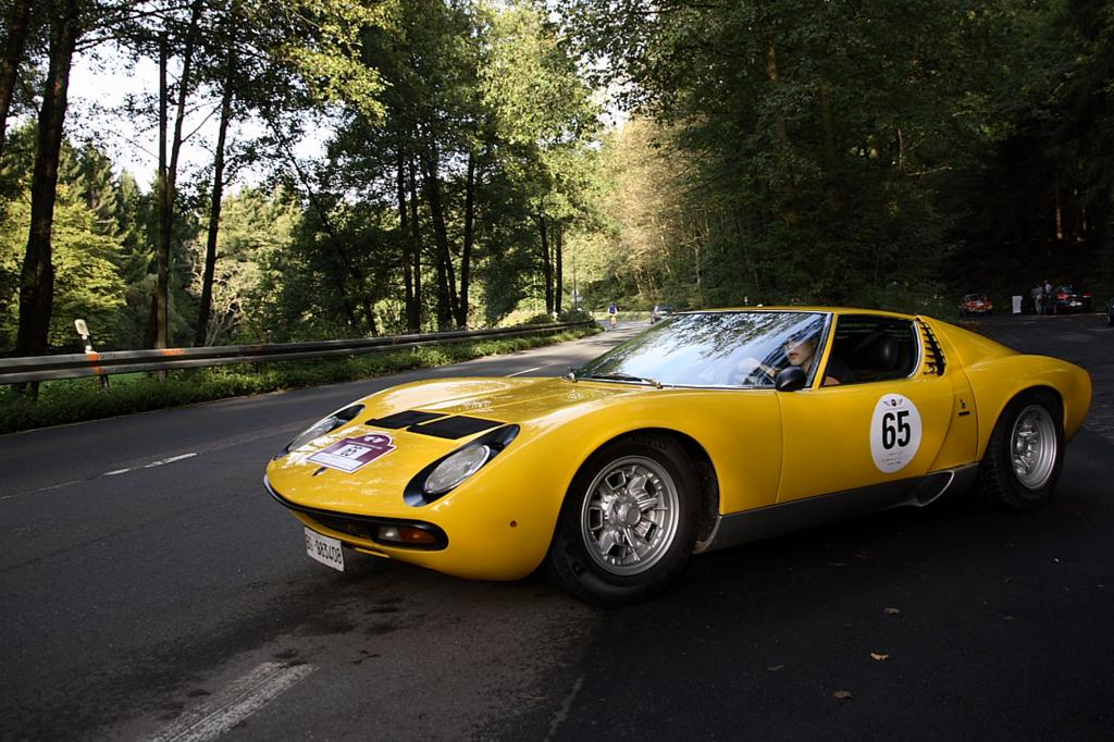 Lamborghini Miura SV von 1972