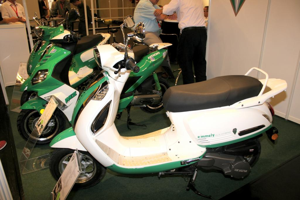 MZ Emmely EL-Hybrid.
