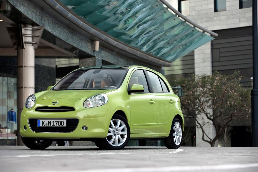 Mit dem Micra will Nissan weltweit Erfolge einfahren