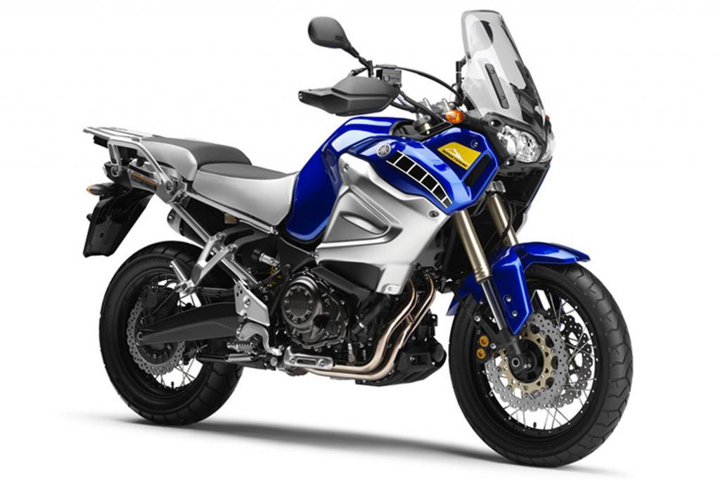 Mit der Super Tenere bringt Yamaha wieder eine Reisenduro