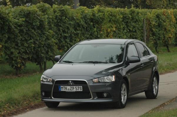Mitsubishi bringt Lancer