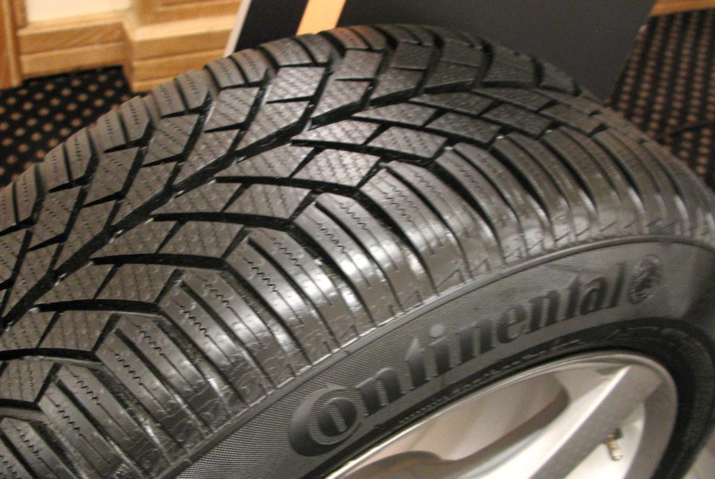 Moderne Reifen sind heute