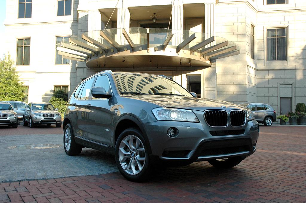 Näher am größeren X5-Bruder: BMW-X3-Neuauflage.