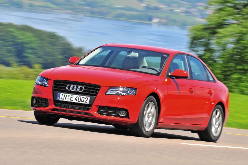 Neuer Audi A4 ist ein Mildhybrid