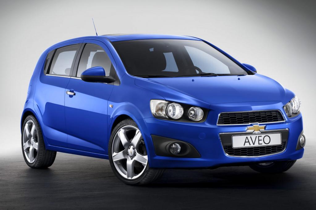 Neuer Chevrolet Aveo wird in Korea gebaut