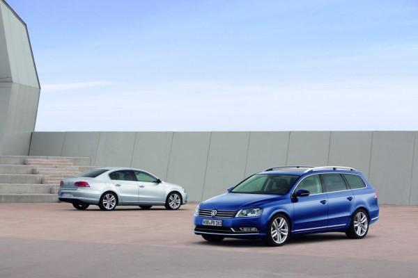 Neuer Volkswagen Passat ist in den Startlöchern