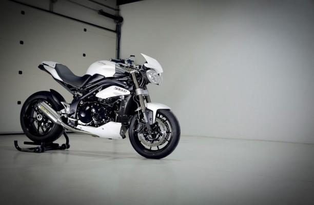 Neues Modell der Triumph Speed Triple
