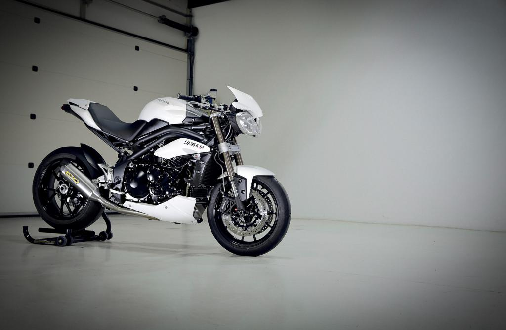 Neues Modell der Triumph Speed Triple