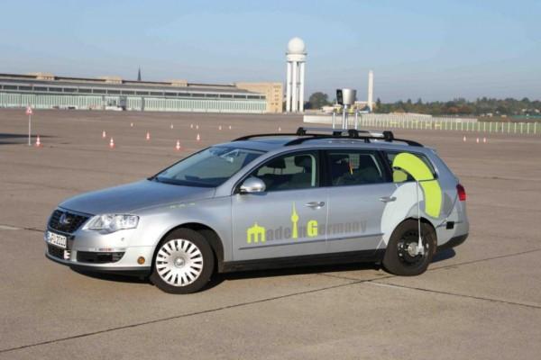 Neues Roboterauto - Dieser Wagen hört aufs Wort