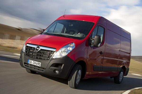 Opel rechnet mit gutem Nutzfahrzeuggeschäft