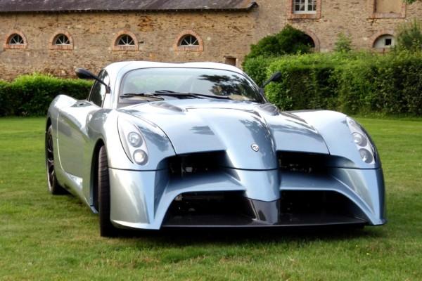 Panoz Abruzzi: Ein ''Bat''-Bolide für Le Mans