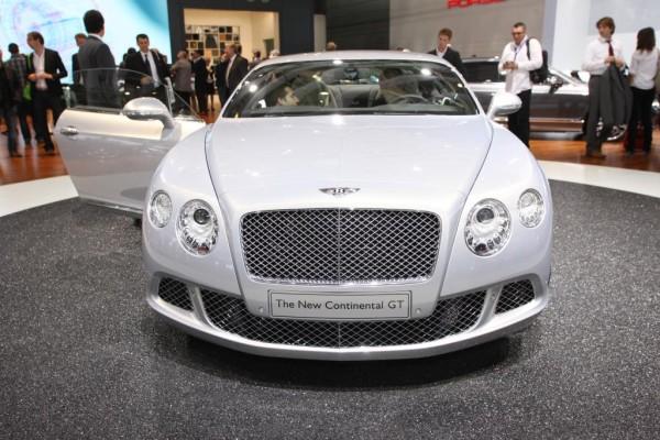Paris 2010: Bentley stellt neuen Continental GT vor