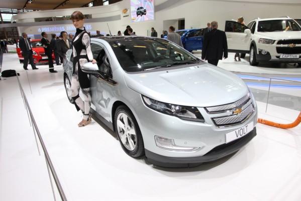 Paris 2010: Vier Neuheiten bei Chevrolet