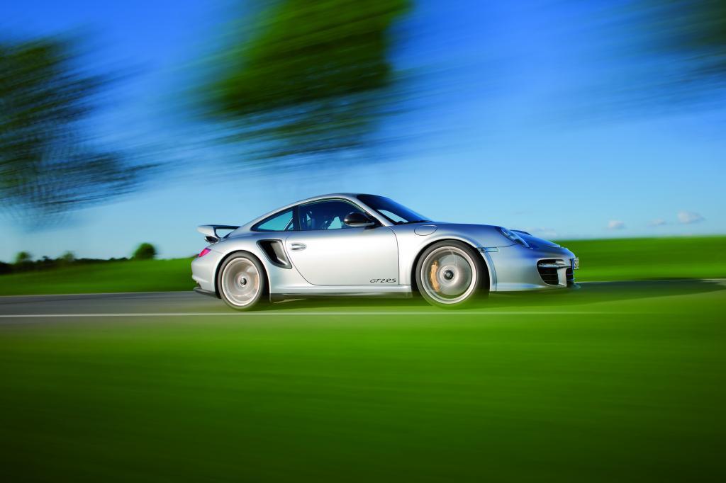 Porsche 911 GT2 RS ist ausverkauft
