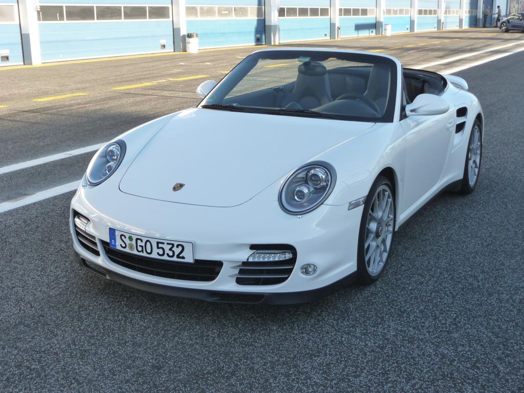 Porsche Cayenne Diesel.