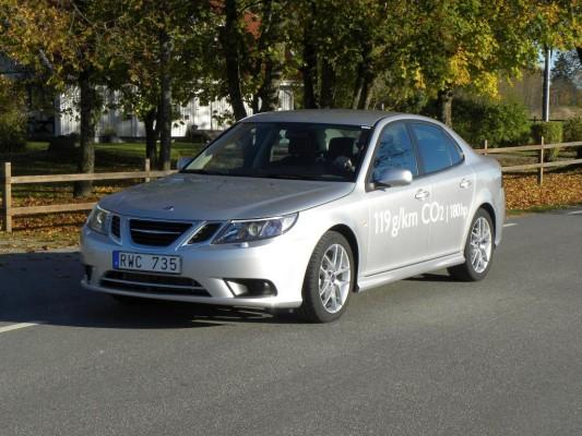 Pressepräsentation Saab 9-3 TTiD: Neue Diesel für den Neuanfang