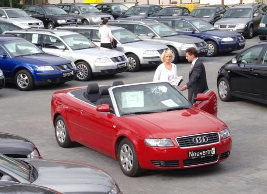 Ratgeber Autokauf - Gut versichert bei der Probefahrt