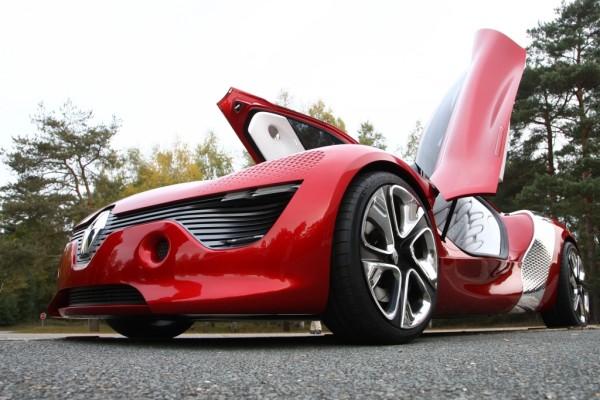Renault DeZir - Sehnsucht nach Sport
