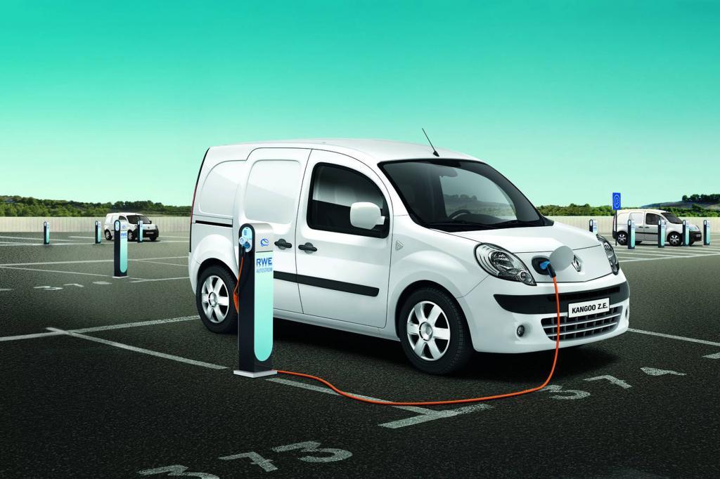 Renault und RWE - Die Zukunft der Tankstelle