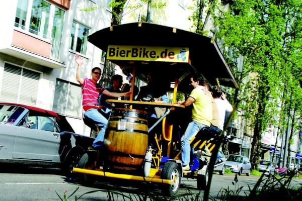 Richter bremsen ''Partybikes'' aus