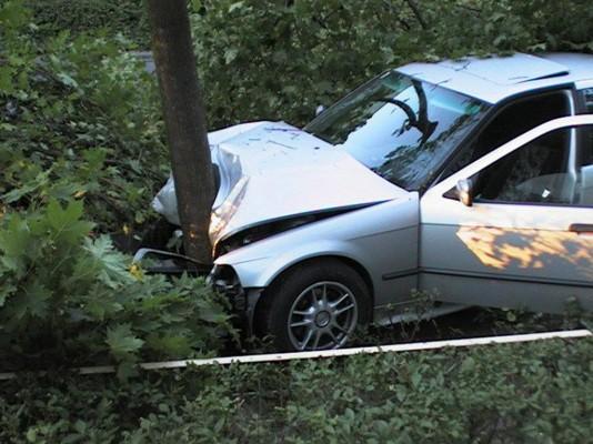 Schockkampagne für sichere Fahrweise