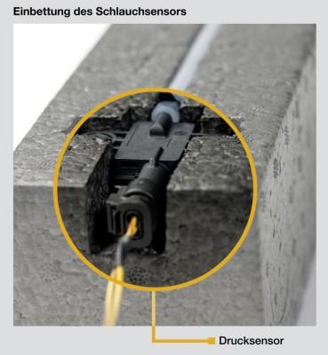 Sensor von Continental erkennt Unfall mit Personenbeteiligung