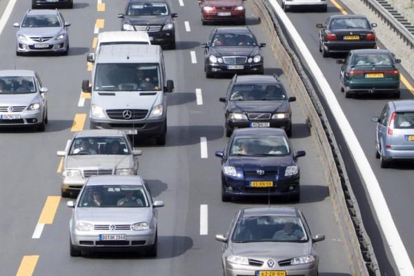 Stauprognose - Dichter Verkehr am Wochenende