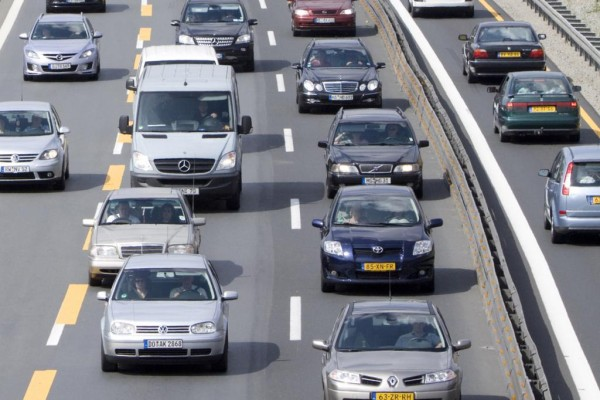 Stauprognose - Dichter Verkehr wegen Herbstferien
