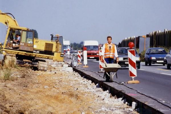 Straßenbau: Liegt unser Wald bald unter Beton?