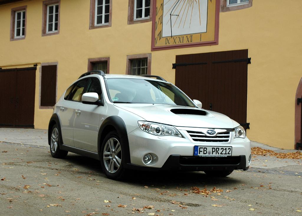 Subaru Impreza XV: So sieht der neue kleine Crossover der Japaner aus.