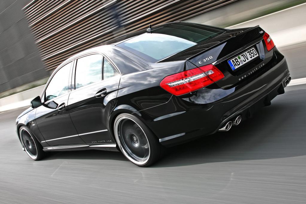 Teile des Aerodynamikpakets bestehen aus Karbon, aber machen den Mercedes nicht schneller.