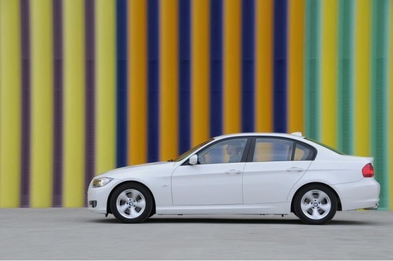 Test: BMW 320d EfficientDynamics Edition - Bayrisches Sparschwein
