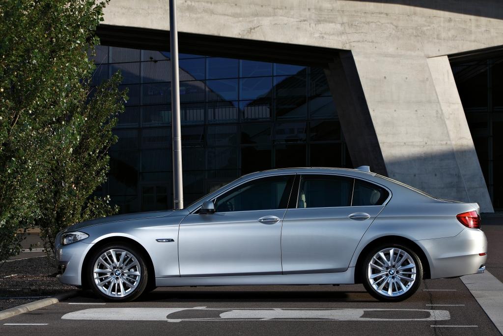 Test: BMW 535i - Maß gehalten