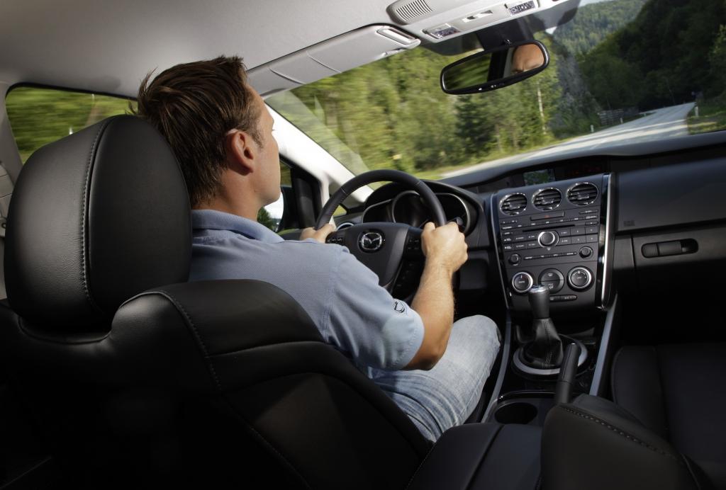 Test Mazda CX-7 - Die neue Diesel-Kraft