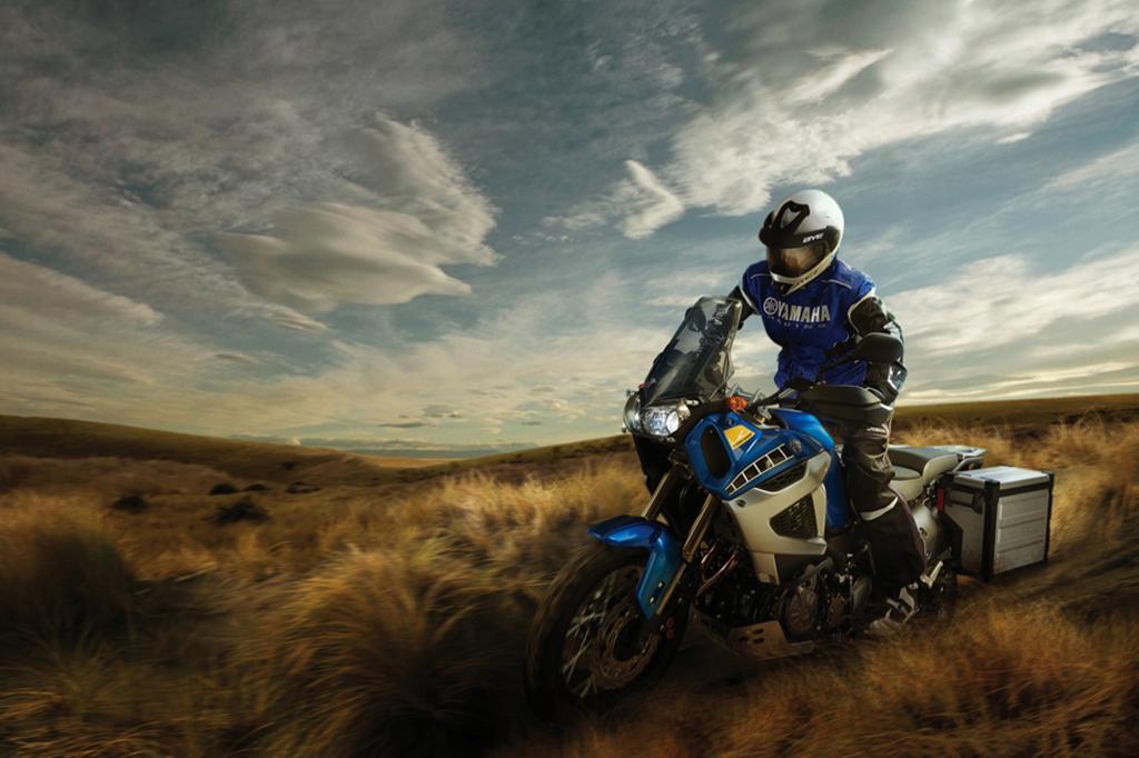 Test: Yamaha XT 1200 Z Super Tenere - Die Legende ist zurück