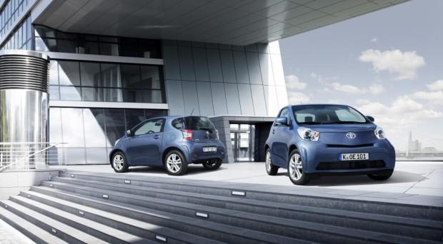 Toyota iQ war 2009 erfolgreichster Newcommer