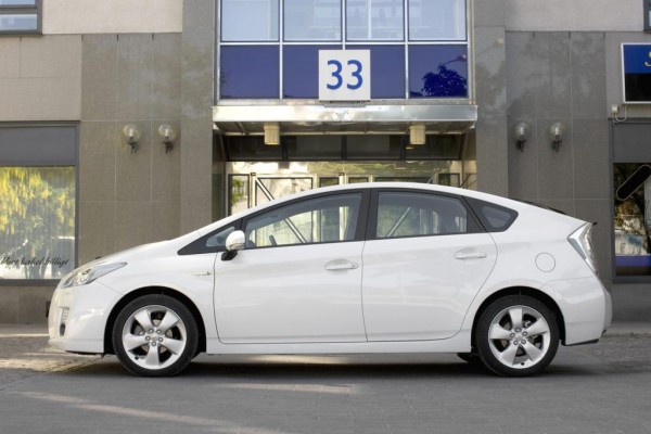 Toyota plant Hybrid-Van