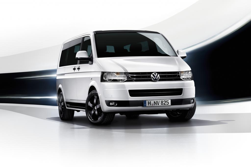 VW Multivan Edition25 - Sportlicher Bulli