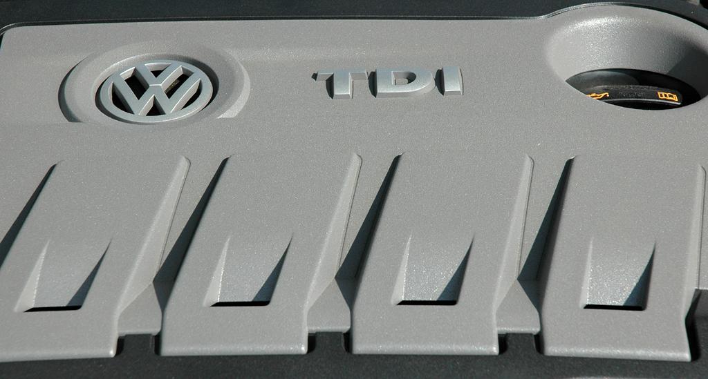VW Passat: Die Selbstzünder-Aggregate sind besonders effizient.