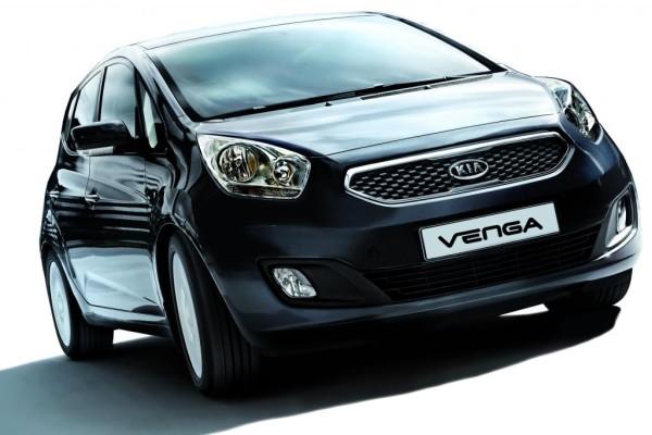 Viel Ausstattung für den Mini-Van - Kia Venga Sondermodell