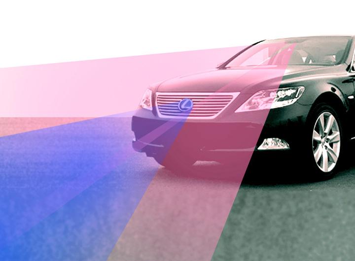 Viele Autofahrer verlassen sich auf Sicherheitssysteme wie das Pre-Collission System von Lexus, Bild: Lexus