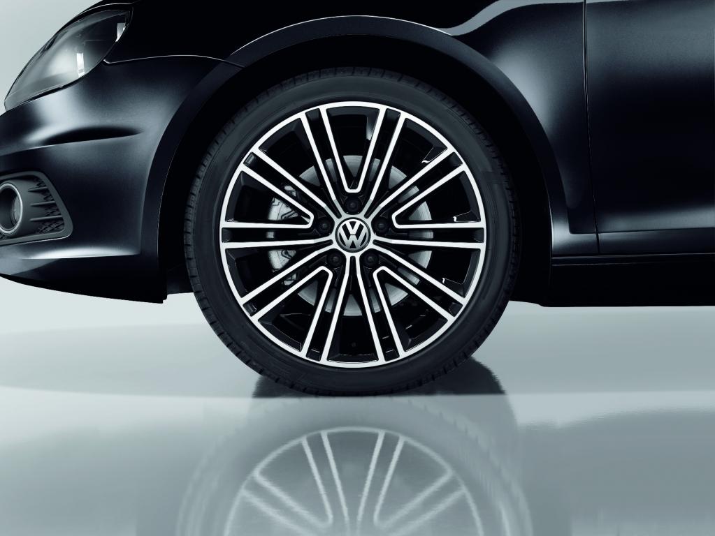 Volkswagen Eos zum Start auch als