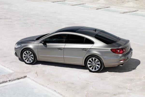 Volkswagen Passat CC - Modifikationen an der schönen Schwester