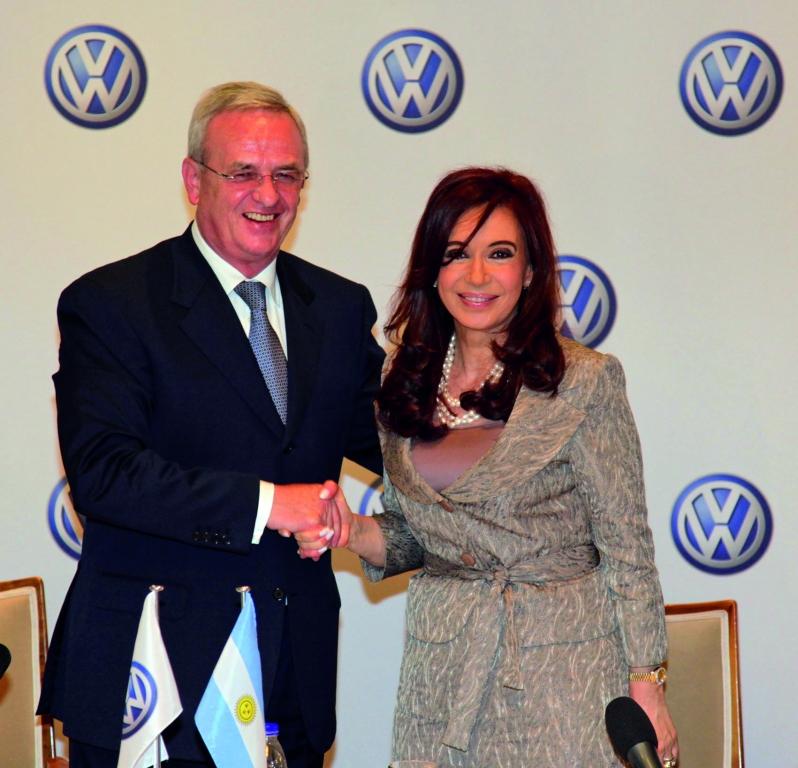 Volkswagen unterstützt argentinische Universität