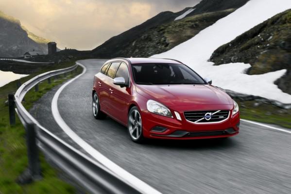 Volvo S60 und V60 - Mehr Sport wagen