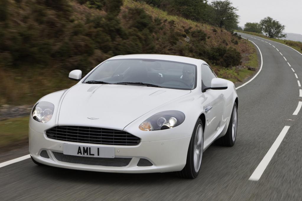 Von der Rückrufaktion sind bis zu 1 090 Aston Martin Fahrzeuge in den USA betroffen.