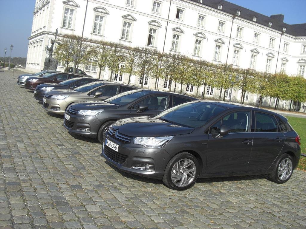 Vorstellung Citroën C4: Französische Kampfansage an Golf & Co. – Neuer C4 startet unter 16.000 Euro