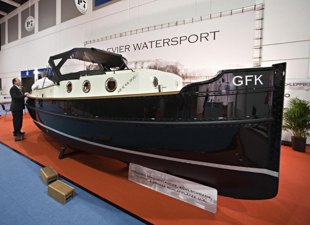 Wassersportmesse Boot und Fun Berlin 2010