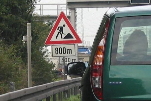 Weniger Baustellen auf deutschen Autobahnen
