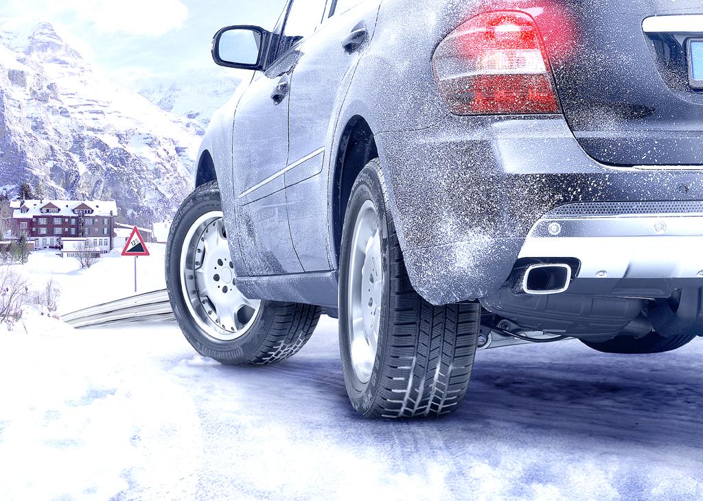 Winterreifen: Hersteller wie Continental sehen gestiegenes Sicherheitsbedürfnis